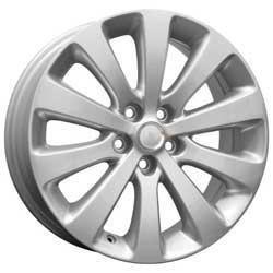 Диски КиК Opel Astra