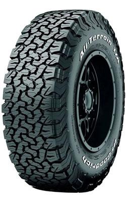 Шины BF Goodrich ALL TERRAIN T/A KO2