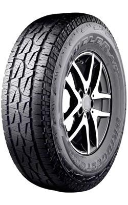 Шины Bridgestone Dueler AT 001