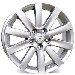 Диски Replica_k Mazda 3.