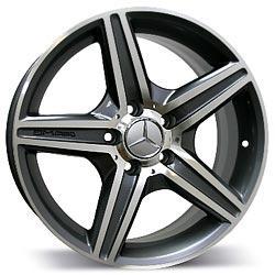 Диски Replica_k Mercedes..