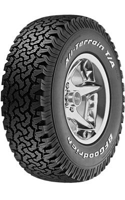 Шины BF Goodrich ALL TERRAIN